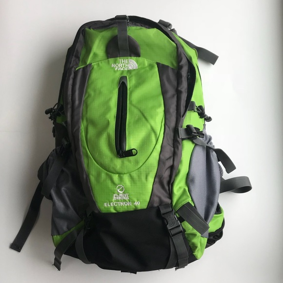 7beddbf09 EUC The North Face Electron 40L Backpack